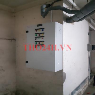 vệ snh máy nước nóng